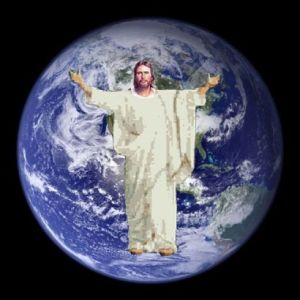 Jesus saviour of the world