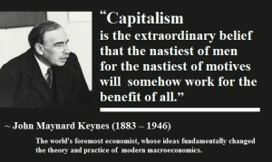 NPG x19133; Jan Christian Smuts; John Maynard Keynes, Baron Keynes by Unknown photographer